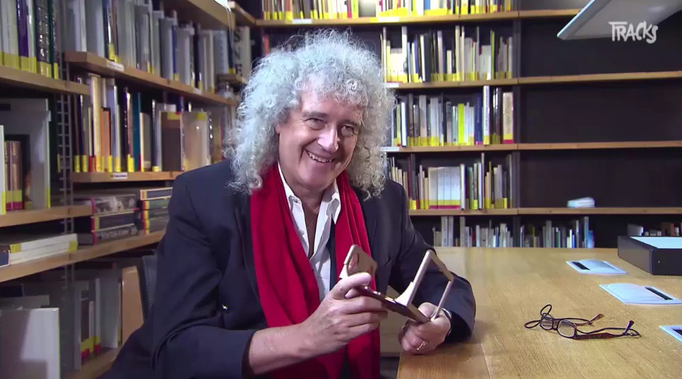 Brian may astrophysique thesis
