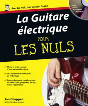 La Guitare électrique Pour les Nuls