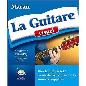 La guitare par le visuel