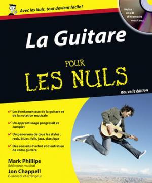 La Guitare Pour les Nuls, 2e edition