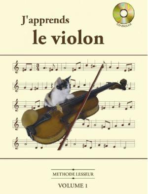 Méthode Lesseur pour violon volume 1