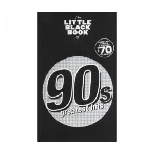 Little Black Songbook The 90s