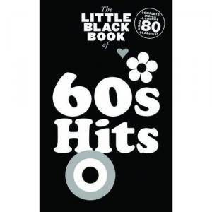 80 chansons des années 60 Little Black Book of 60s Hits