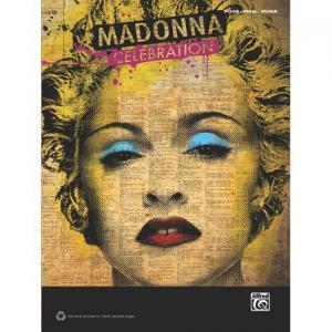 Madonna Celebration partitions complètes