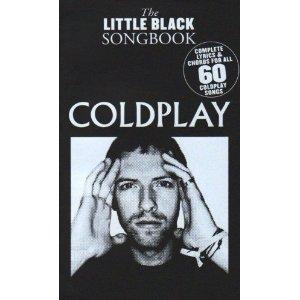 Coldplay Little black songbook