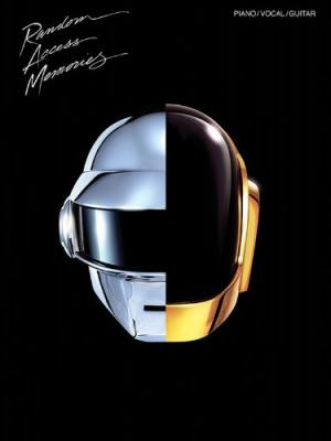 Daft Punk Random Access Memories PVG