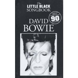David BOWIE Little Black Songbook