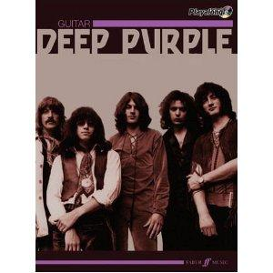Deep Purple à la guitare