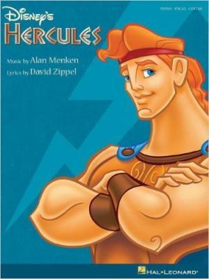 Disney - Hercules Easy Piano Solo