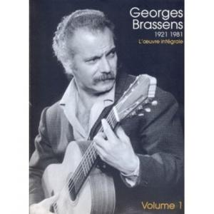 Partition Georges BRASSENS 1921-1981 L'oeuvre int�grale - Volume 1