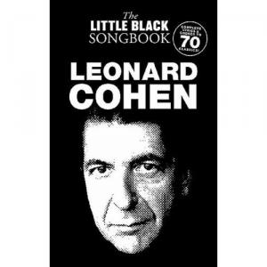 Partition Leonard Cohen Little Black Songbook