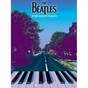 Partition Les Beatles au Piano Solo