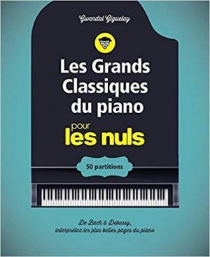 Les grands classiques du piano pour les Nuls