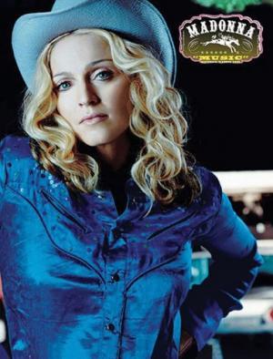 Madonna - Music PVG