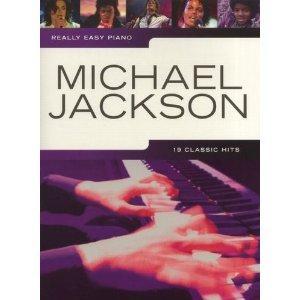 Michael Jackson Really Easy Piano