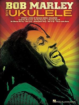 Partitions Bob Marley pour ukulele