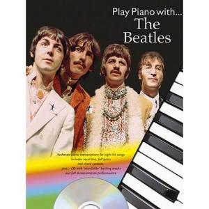 Play Piano With Beatles + Cd