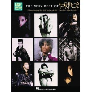 Prince The Very Best of for Easy Guitar Tab.