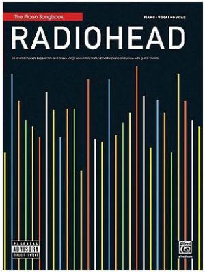 Radiohead: The Piano Songbook: Piano/ Vocal/ Guitar
