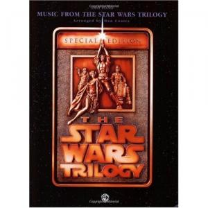 Star Wars Trilogy Easy Piano: Special Edition