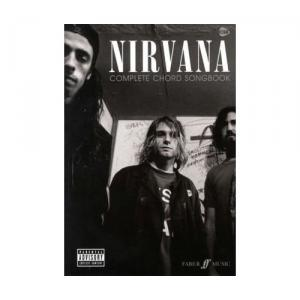 Nirvana complete chord songbook
