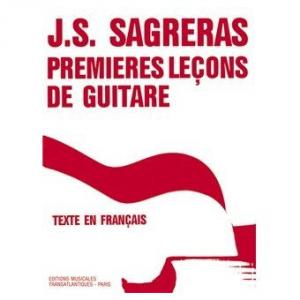 Première Leçons de Guitare de Julio Salvador Sagreras