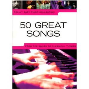 Really Easy Piano 50 Great Songs